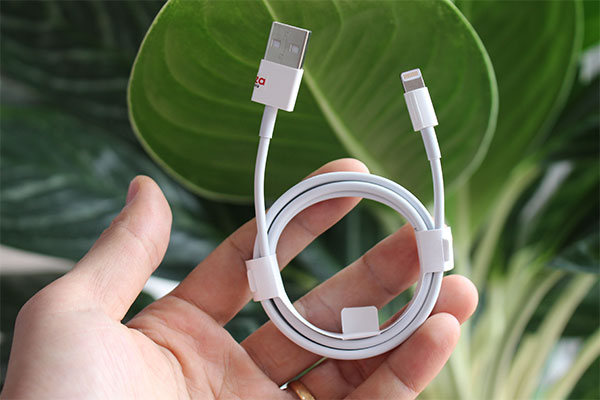cáp sạc iPhone X