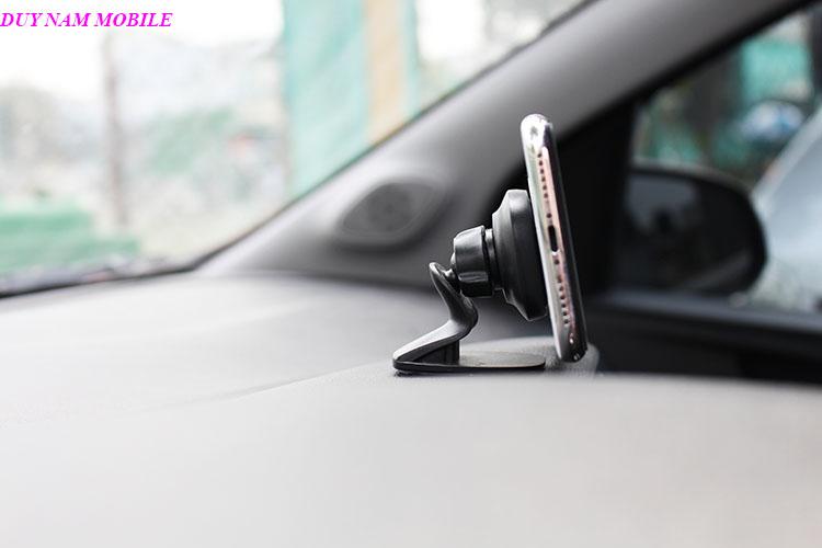 Giá đỡ điện thoại trên ô tô hút từ tính