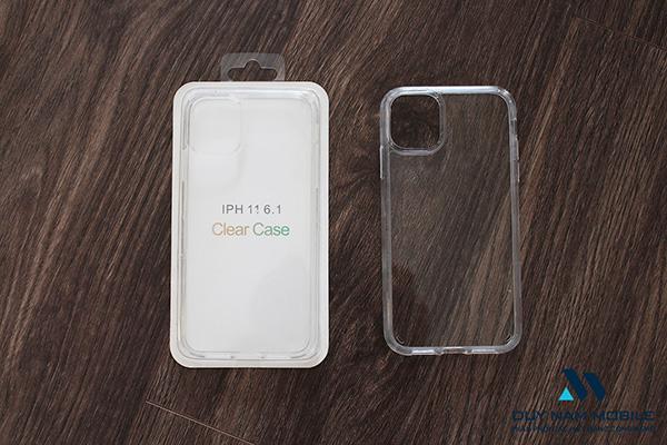 Ốp lưng trong chống sốc cho iPhone hàng Apple